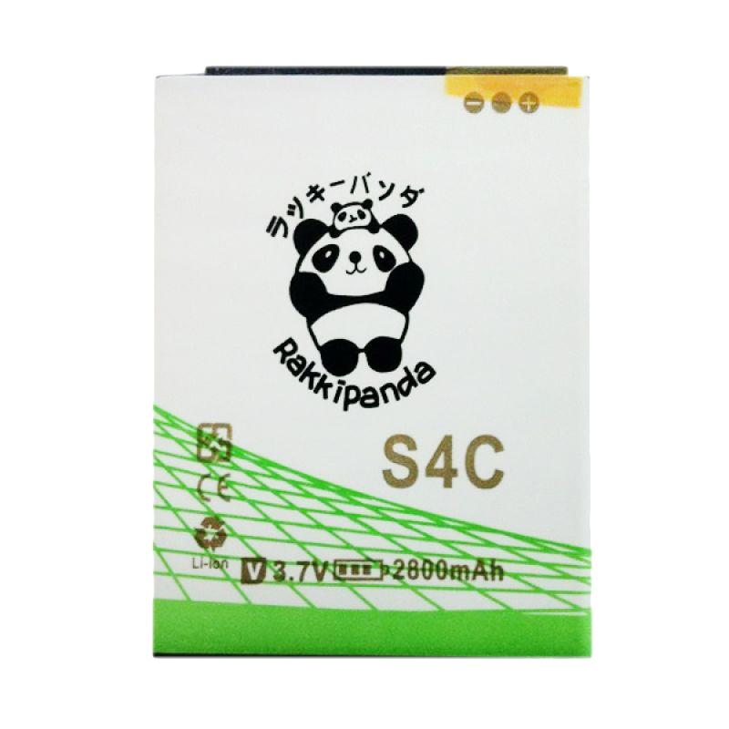 RAKKIPANDA Baterai Double Power IC for Advan S4C