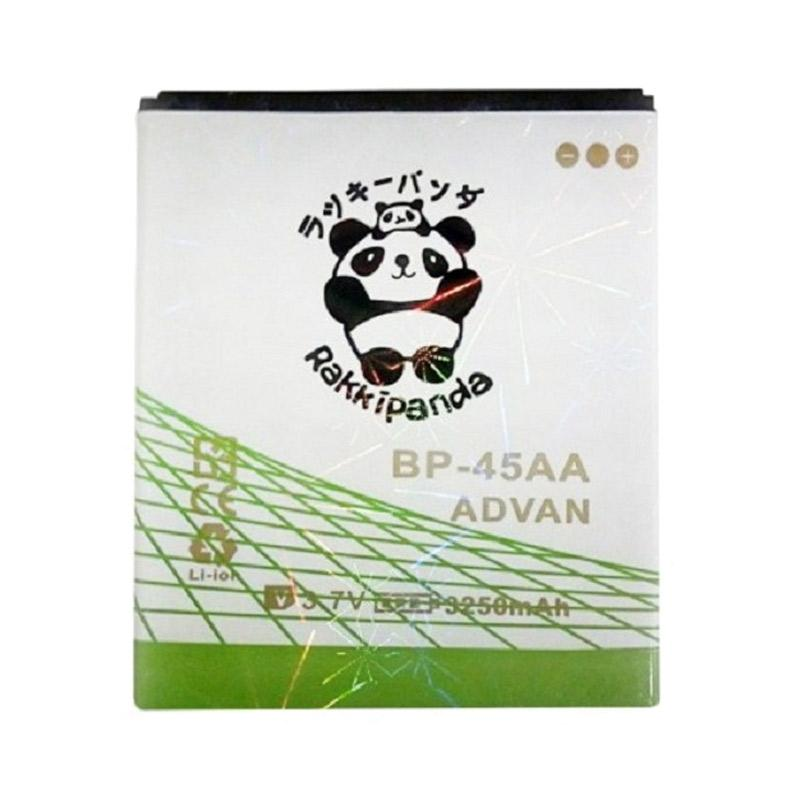 RAKKIPANDA BP-45AA Double Power IC Battery for Advan