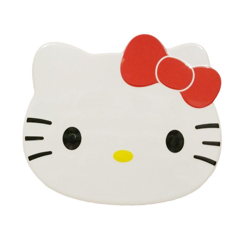 Hello Kitty Face HK Tempat Permen - Red