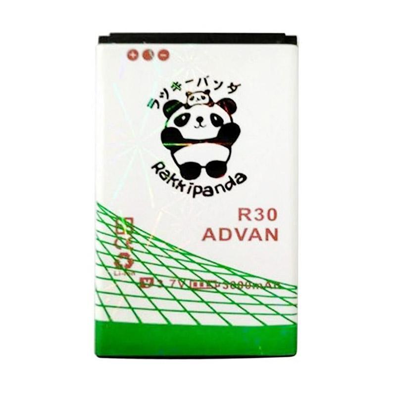 RAKKIPANDA Double Power Double IC Battery for Advan R3D