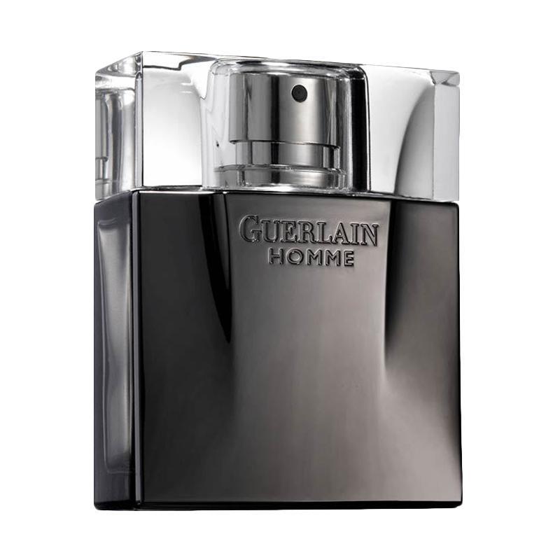 Guerlain Homme Intense Man EDP Parfum Pria [80 mL]