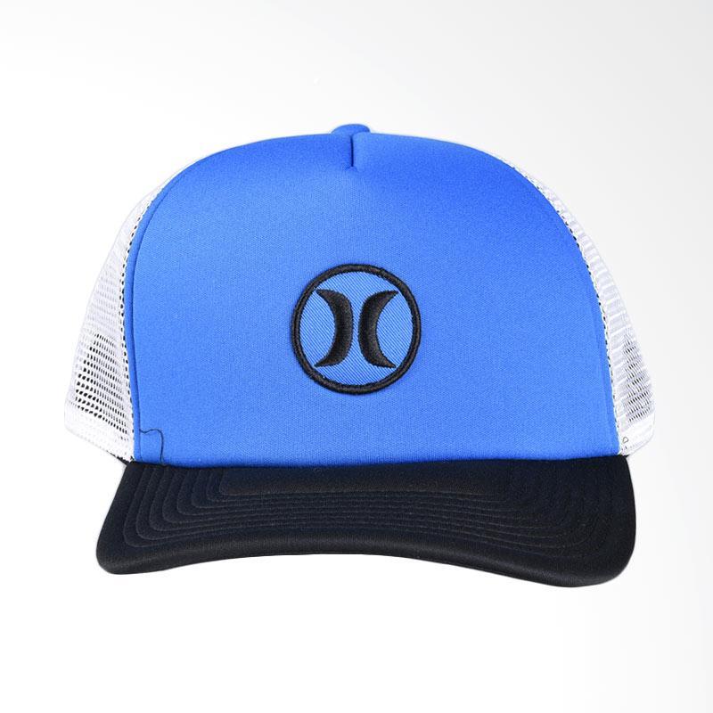 Hurley Bunting 3.0 Hat Topi - Light Photo Blue AMHABUNT_4EC