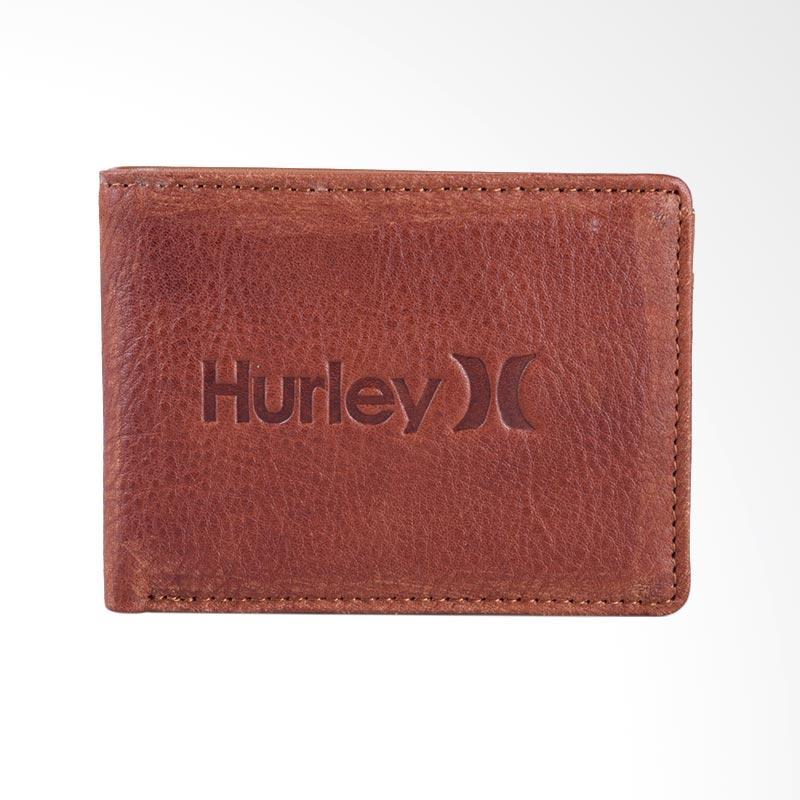 Hurley JAWS 2.0 Wallet Forge - Brown AMWAJWS2_FGBR