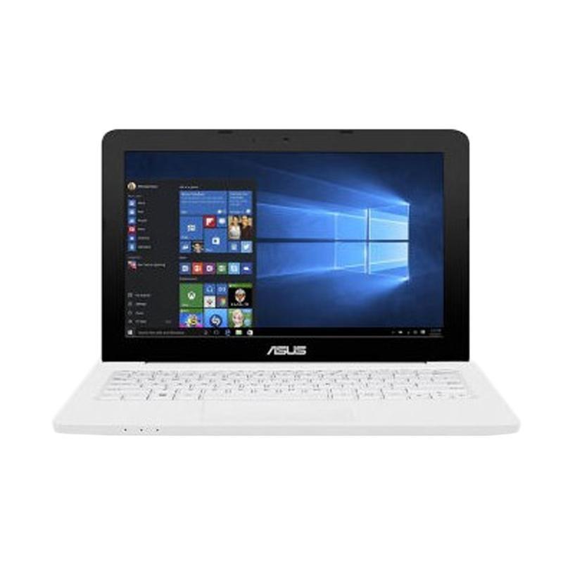 Asus E202SA-FD112T Notebook - White [N3060/2 GB/500 GB/11.6 Inch/Win 10]
