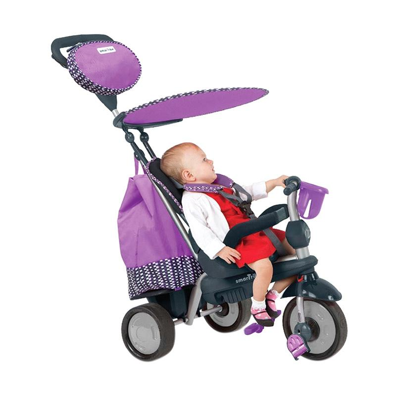SmarTrike Splash Sepeda Anak - Purple
