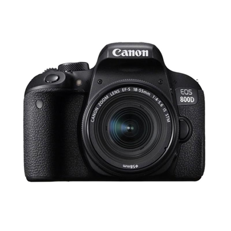 Canon EOS 800D KIT 18-55mm Kamera DSLR [WiFi]