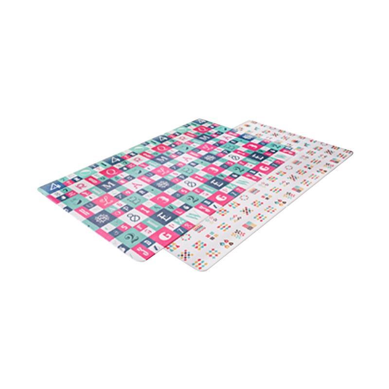 Foldaway PVC Mat Grand Scandia Smart Alas Lantai