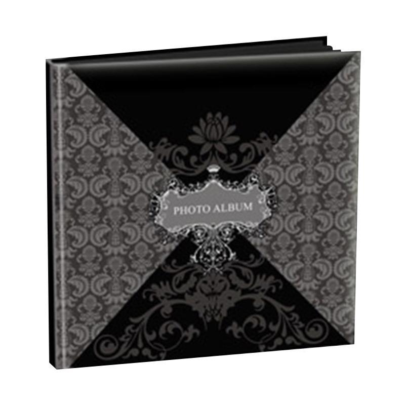 harga Susan Photo Album Evita Gorgeous Black Album Foto [Size Jumbo/10R Plus] Blibli.com