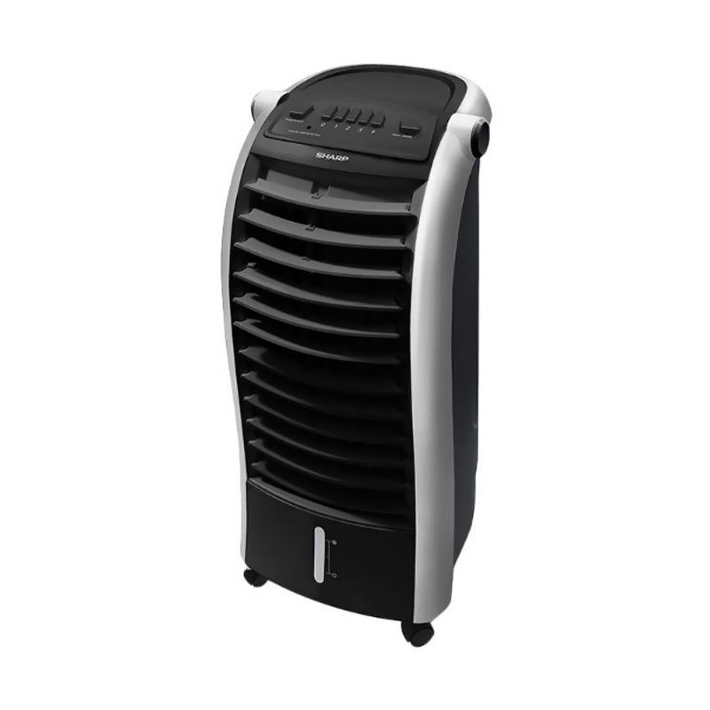 Sharp PJ-A26MY-B Air Cooler - Black [hanya JADETABEK]