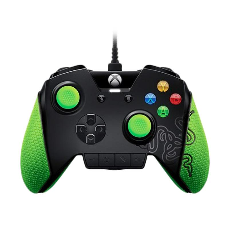 Razer Wildcat Gaming Controller for Xbox One - Hitam