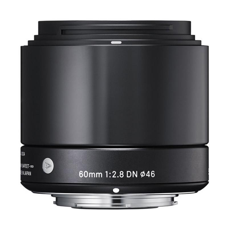 Sigma Lens 60mm f/2.8 DN (A) u/ Sony