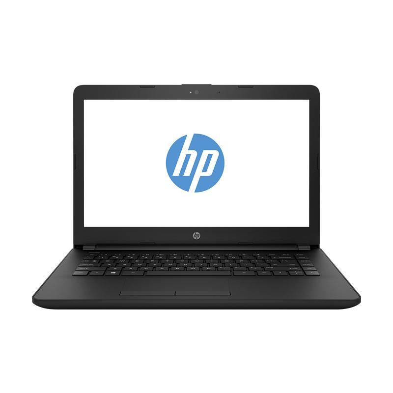 harga HP 14-BS001TU Notebook [14 Inch/Celeron N3060/4 GB/500 GB/Intel HD Graphics/DOS] Blibli.com