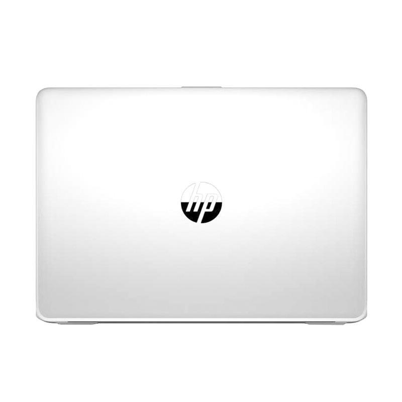 HP 14-BS005TU Notebook - Silver [Intel Celeron N3060/4GB RAM/500GB