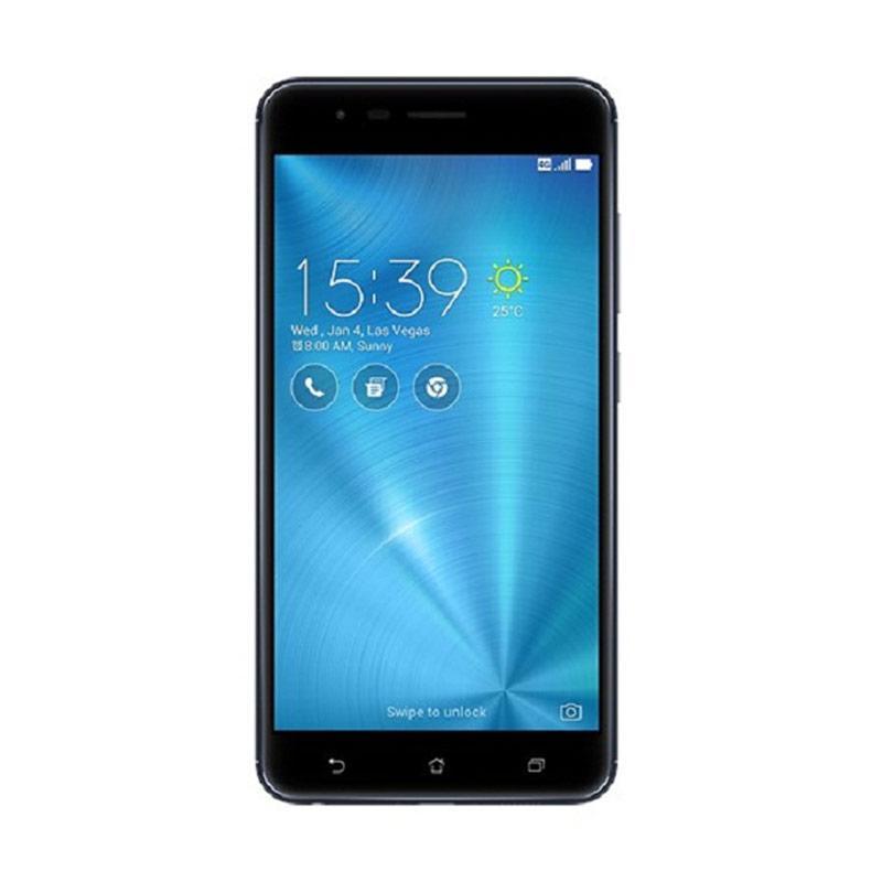 Asus ZenFone Zoom S ZE553KL Smartphone - Navy black [RAM 4GB/ ROM 64GB] -