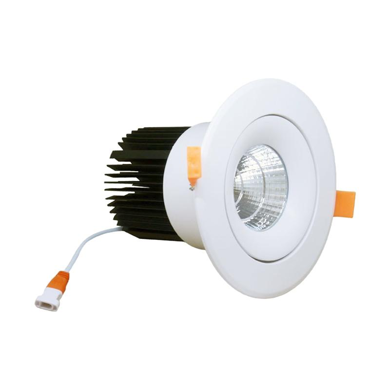 Vinder COB Series Ceiling Spot Downlight - Warm White [3000K/20 W]