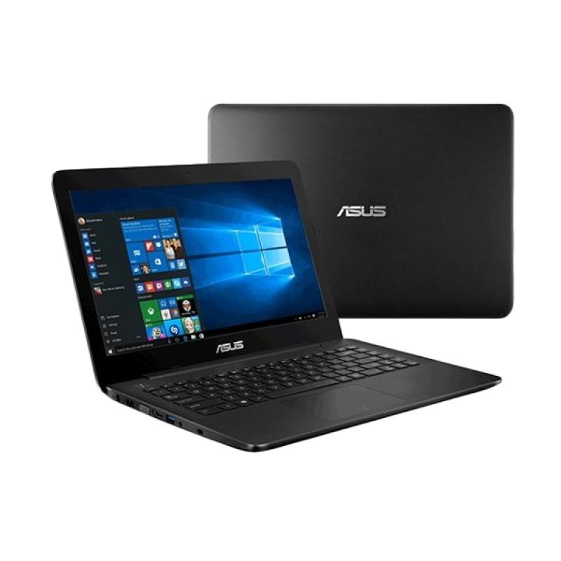Asus X454YA-BX801D Notebook - Black [QuadCore A8-7410/4GB/500GB/AMD RADEON R5/14 Inch/Dos]