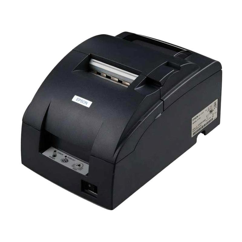 Epson TM-U220D Printer Kasir - Hitam [Parallel]