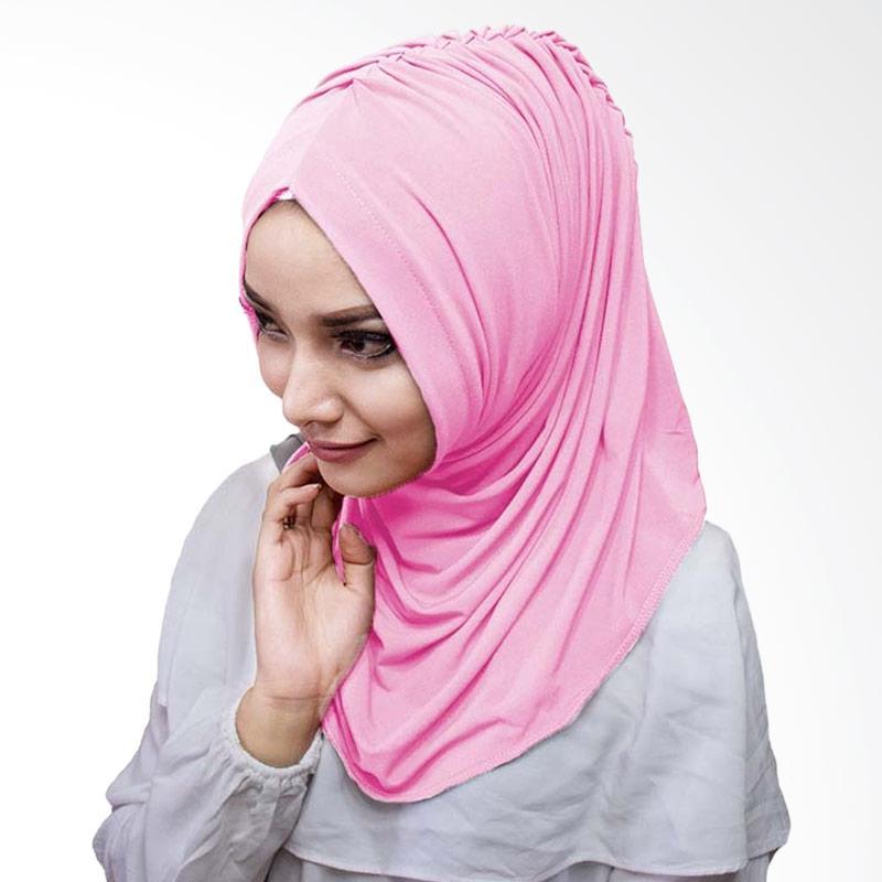Milyarda Hijab Medirala Jilbab Instan - Dusty pink