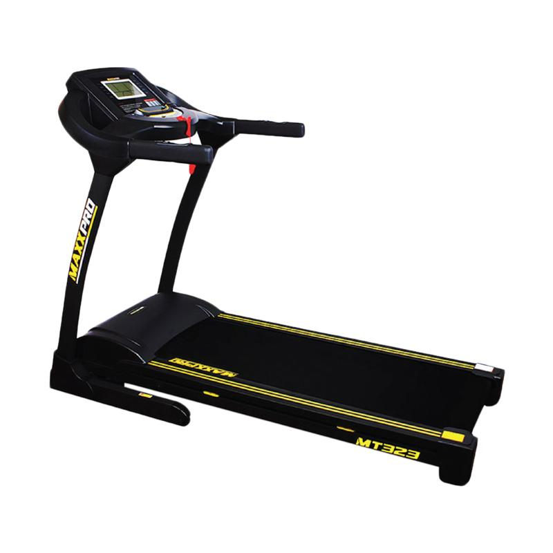Advance Maxxpro Treadmill - Black MT323I