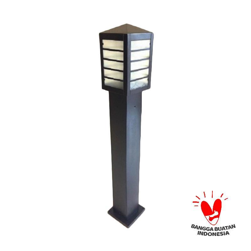 ATN LT 008 Lampu Taman Minimalis Hitam