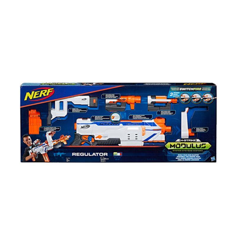 Nerf Modulus Regulator Blaster Permainan Aksi