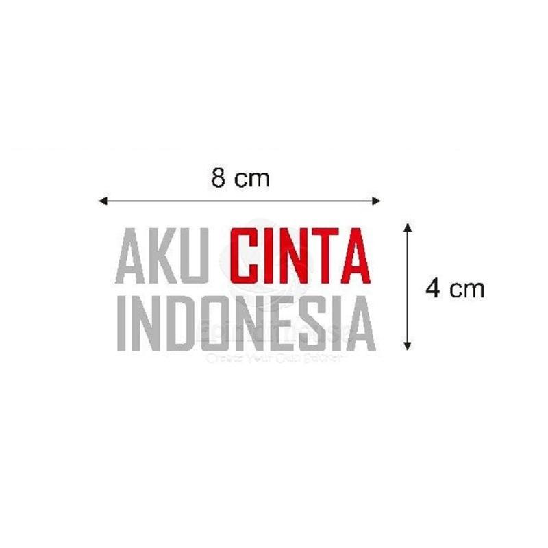 62 Gambar Aku Cinta Indonesia Terlihat Keren