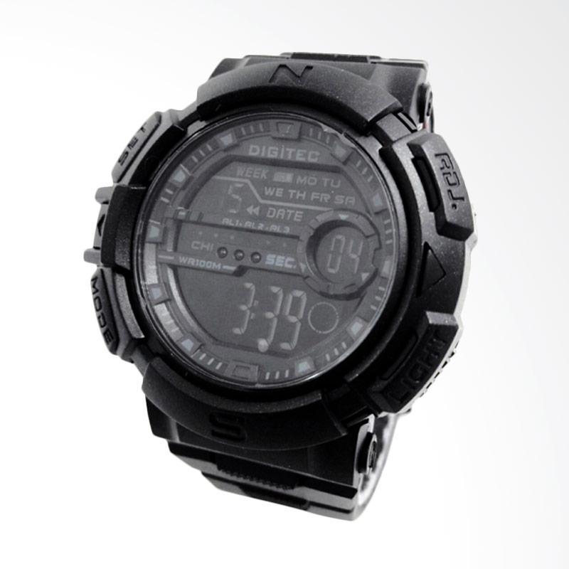 Digitec Full Jam Tangan Pria Black DG3024T