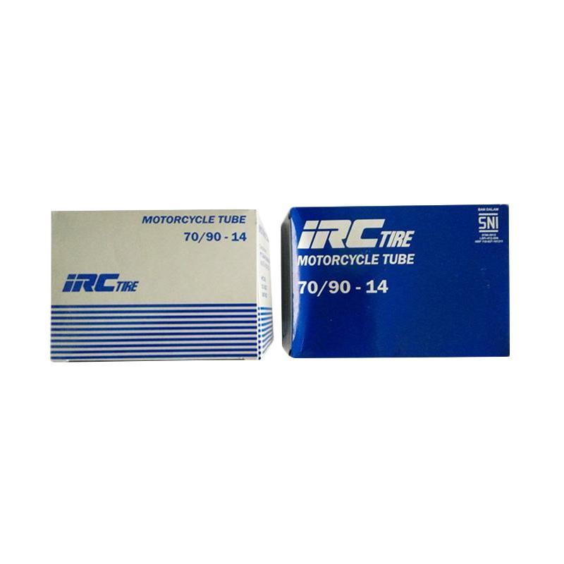 IRC Tire Motorcycle Tube 70/90-R14 Ban Dalam Motor [Gratis Pengiriman]