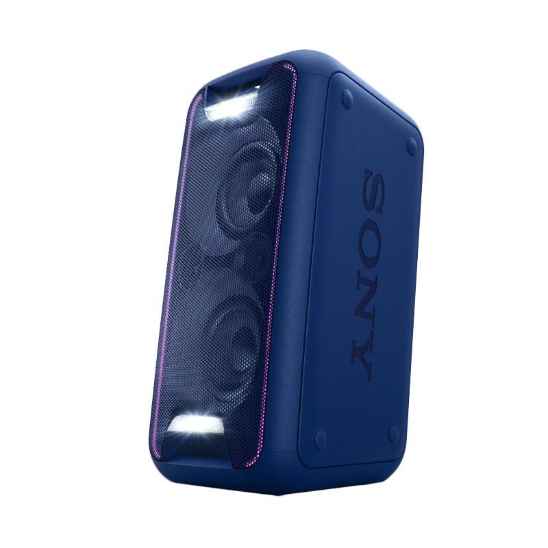 SONY GTK-XB5 Extra Bass Speaker Bluetooth Home Audio System - Biru
