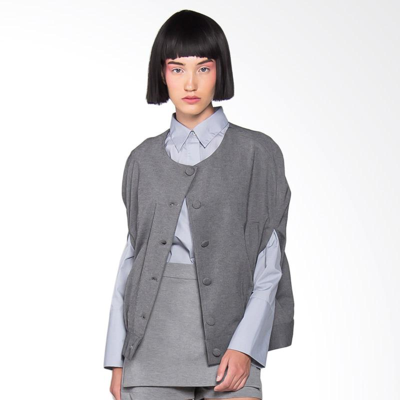 Hunting Fields OT008 Osma Outer Wanita - Grey
