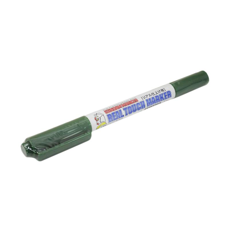 Mr Hobby GM 408 Real Touch Marker Real Touch Green 1