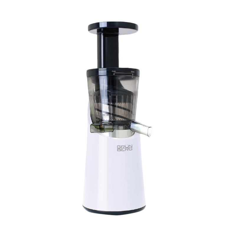 Advance Grunberg Slow Juicer - White