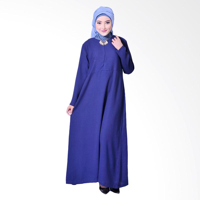Zea Basic Fatma Dress - Navy
