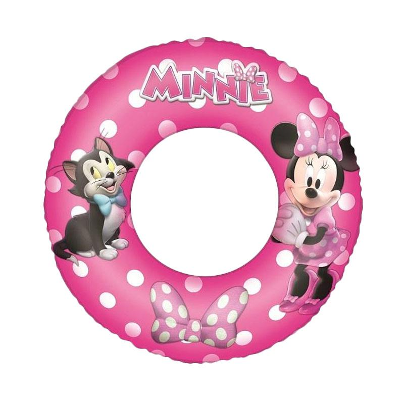 Bestway Karakter Minnie Swim Ring Pelampung Renang