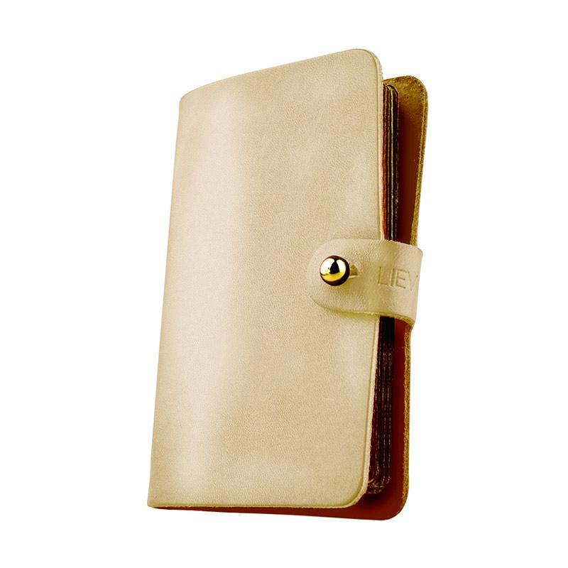 LIEVO EASY - Genuine Leather Smartcard Holder - Original Leather [ES01-OL]