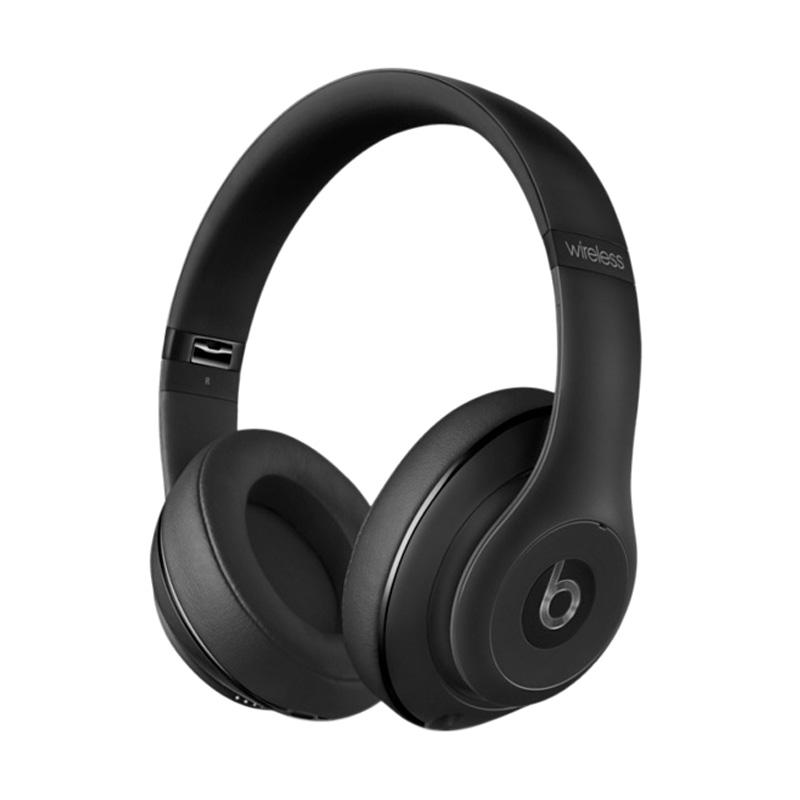 Beats by Dr. Dre Studio Wireless Over-the-Ear Headphones - Black