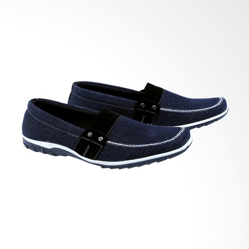 Garsel Sepatu Slip On Kasual GRF 1611