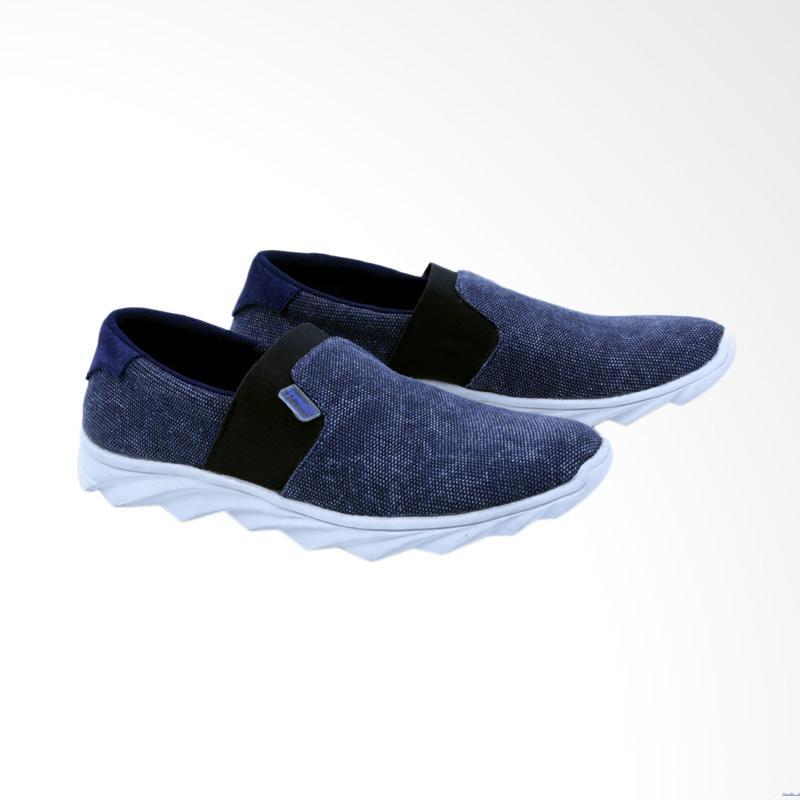 Garsel GCM 1008 Sepatu Slip On Kasual