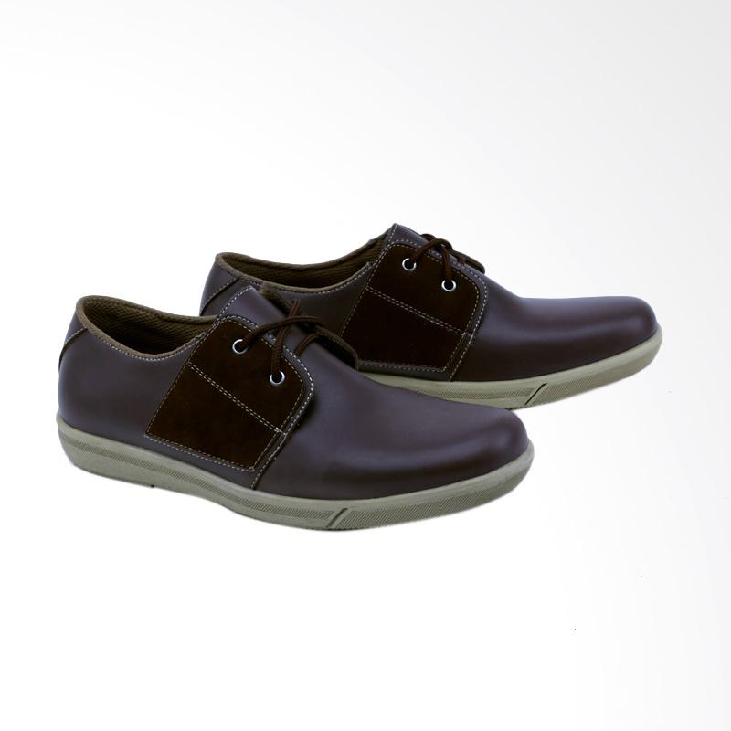 Garsel Sneakers Shoes Pria GJT 1028