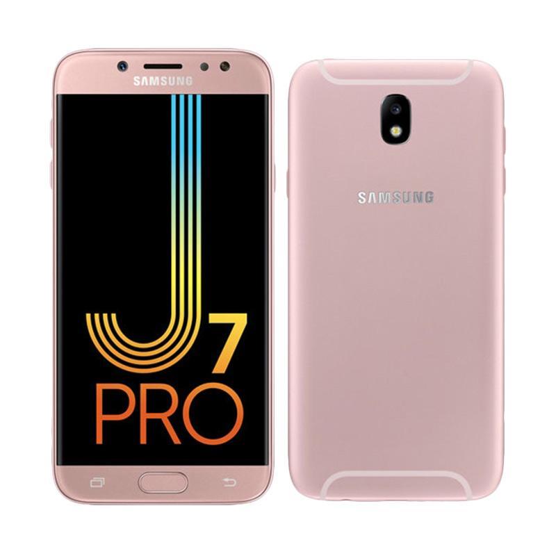 Samsung Galaxy J7 Pro Smartphone - Pink [32 GB/3 GB]
