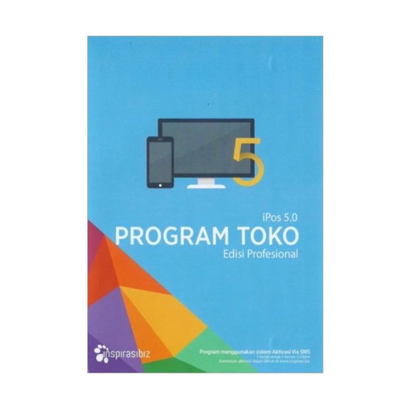 Inspirasibiz Program Toko iPOS 5.0 Ult Software