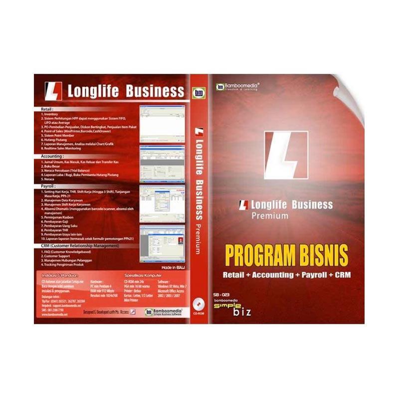 Bamboomedia Longlife Premium Software