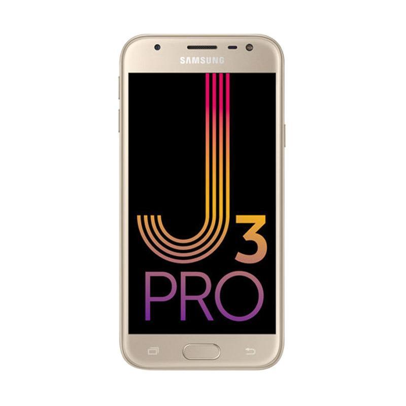 Samsung Galaxy J3 Pro J330 Smartphone - Gold [16GB/ 2GB]