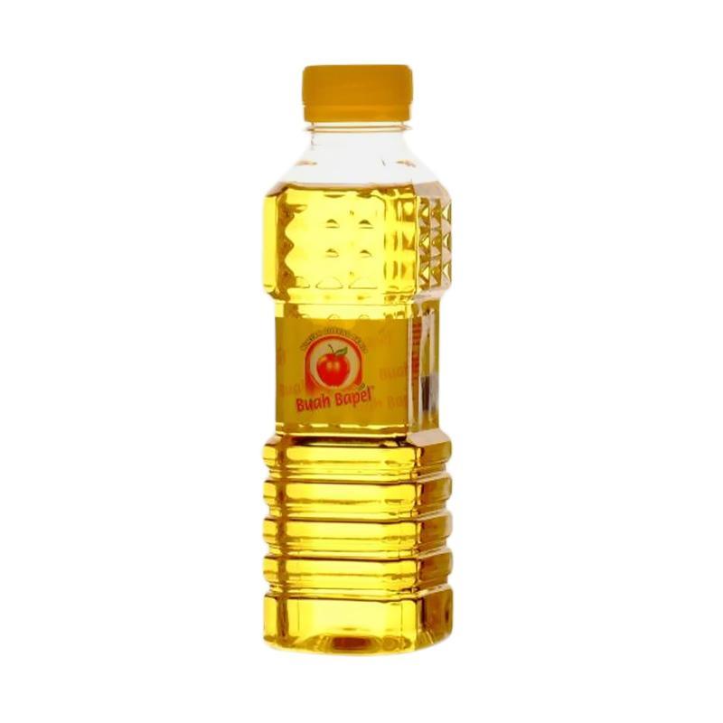 Buah Bapel Minyak Goreng Botol [250 mL x 8 Pcs]