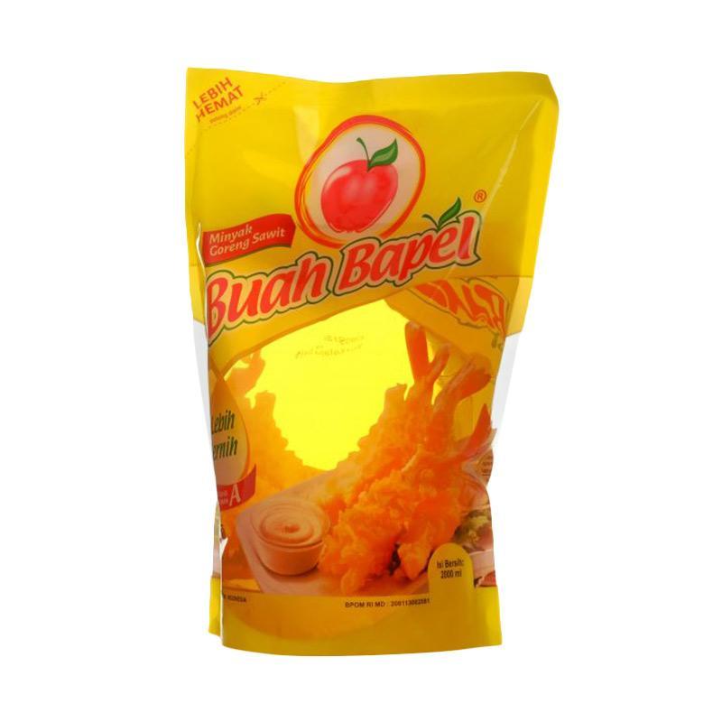 Buah Bapel Minyak Goreng Pouch [2000 mL]