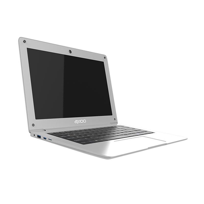 Axioo Mybook 14 Notebook - Silver