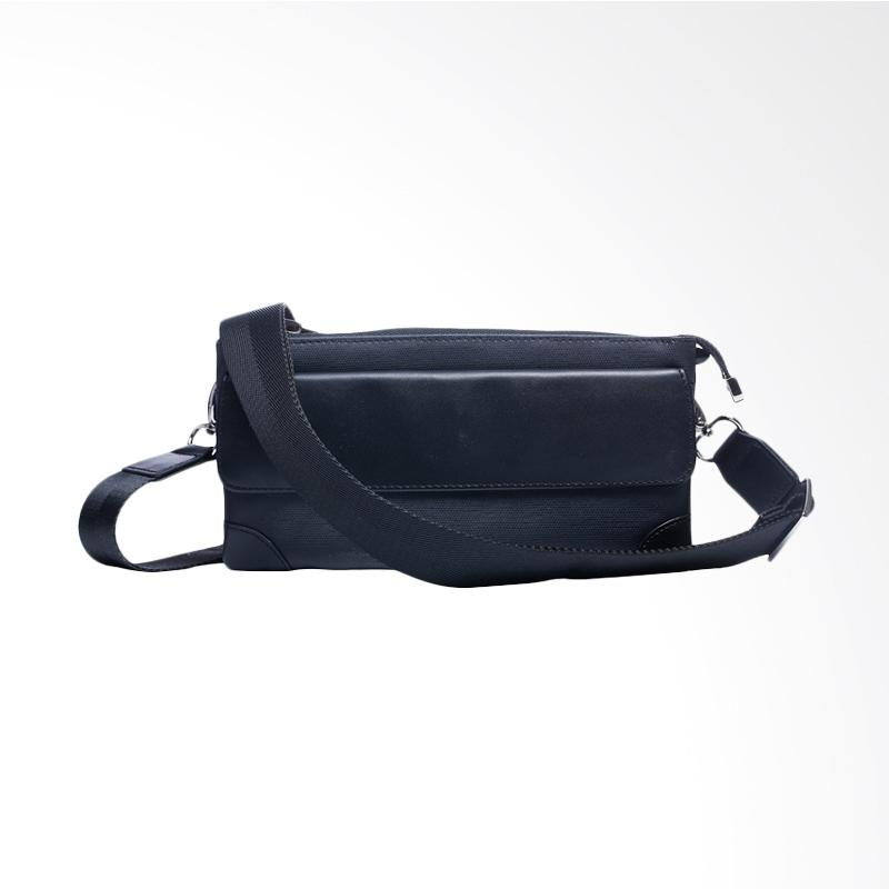 Amore Daniel Stark - 3 Layers Mini Pouch - Black