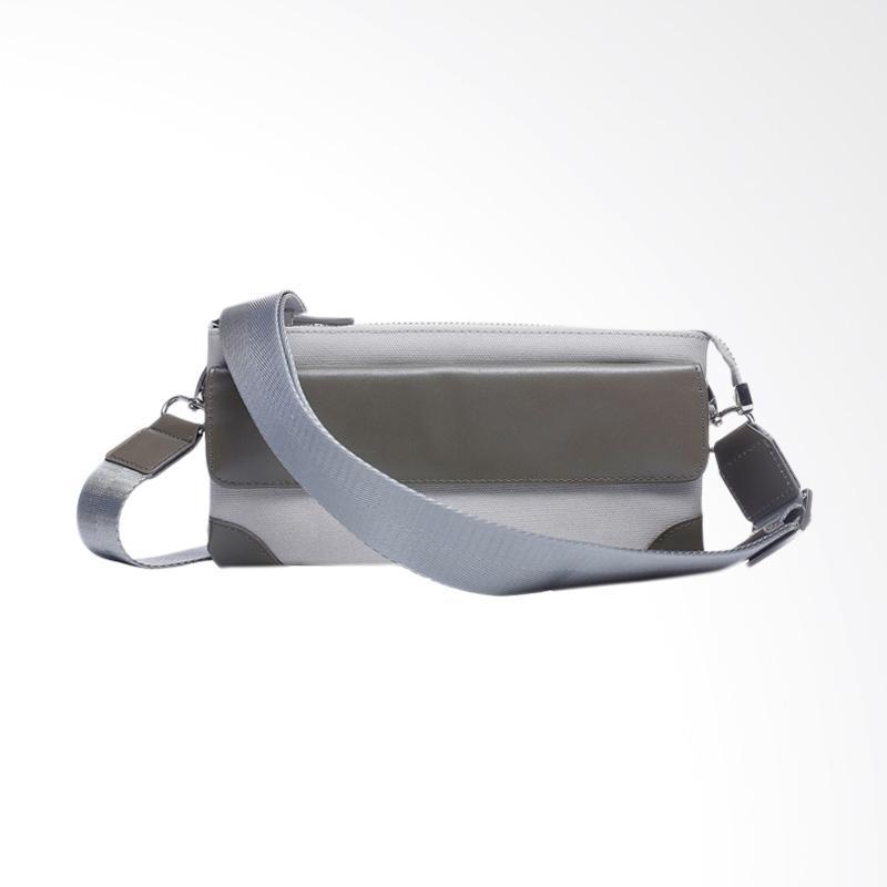 Amore Daniel Stark - 3 Layers Mini Pouch - Grey
