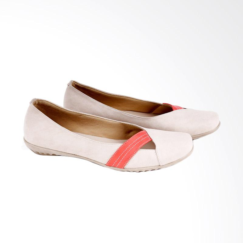 Garucci GWJ 6153 Ballerina Shoes Sepatu Wanita