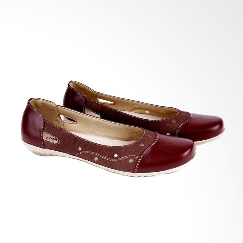 Garucci GWJ 6036 Ballerina Shoes Sepatu Wanita